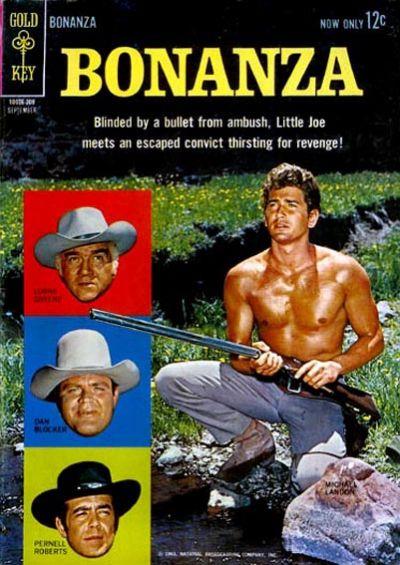 Cover for Bonanza (Western, 1962 series) #4