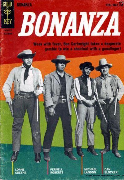 Cover for Bonanza (Western, 1962 series) #5