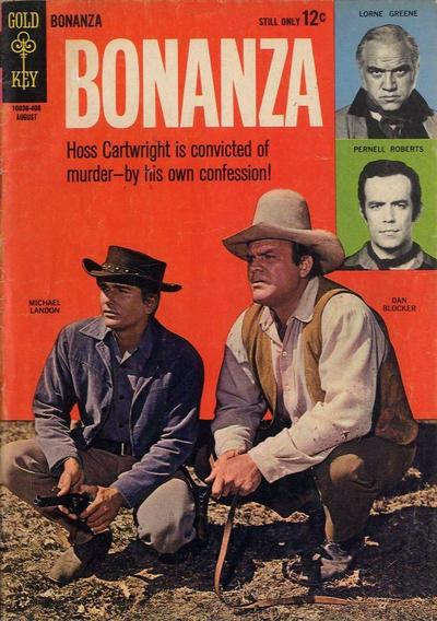 Cover for Bonanza (Western, 1962 series) #9