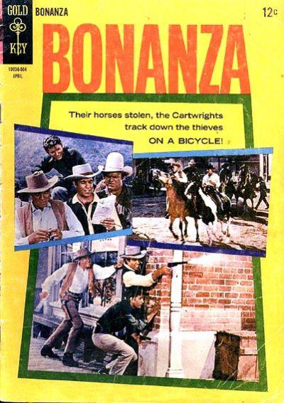 Cover for Bonanza (Western, 1962 series) #13