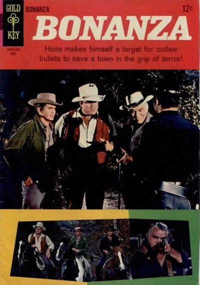 Cover for Bonanza (Western, 1962 series) #14