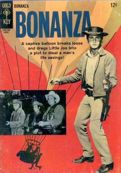 Cover for Bonanza (Western, 1962 series) #15