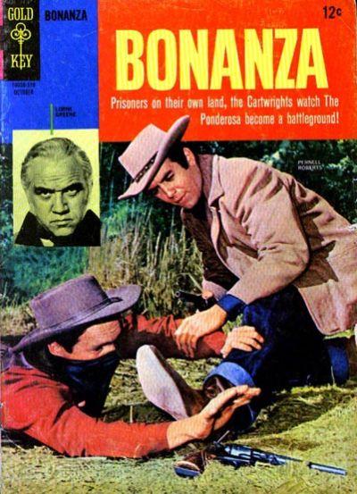 Cover for Bonanza (Western, 1962 series) #16