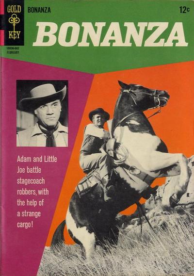 Cover for Bonanza (Western, 1962 series) #18