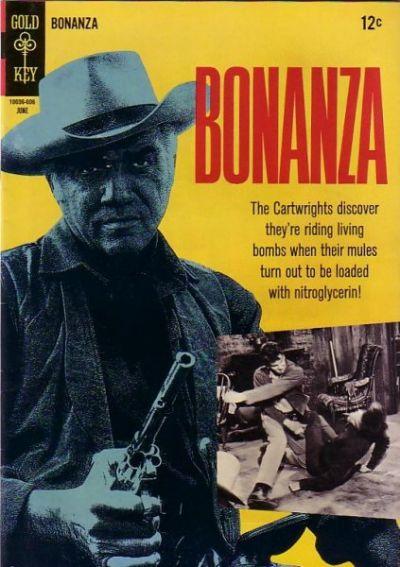 Cover for Bonanza (Western, 1962 series) #20
