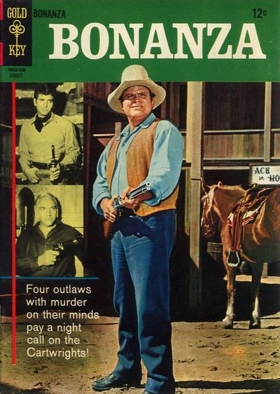 Cover for Bonanza (Western, 1962 series) #21