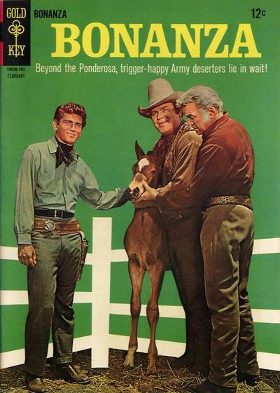 Cover for Bonanza (Western, 1962 series) #23