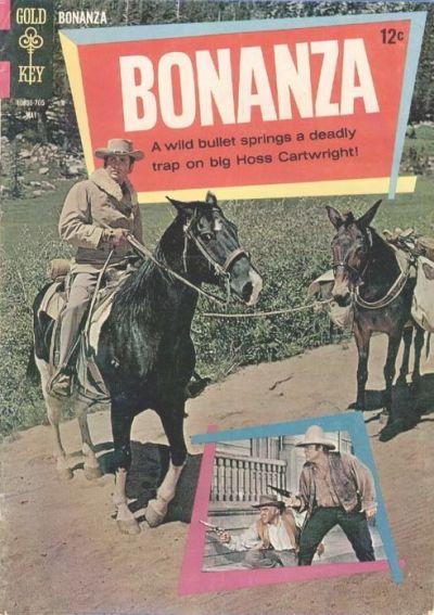 Cover for Bonanza (Western, 1962 series) #24