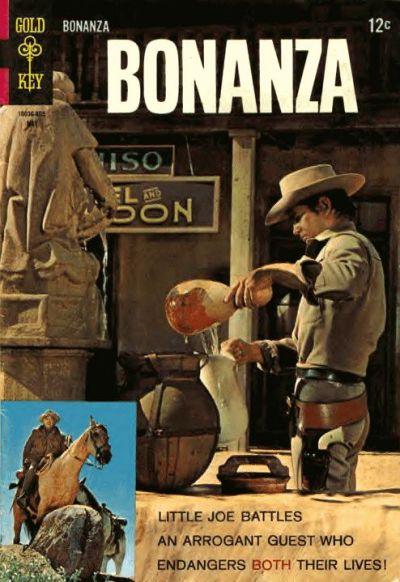 Cover for Bonanza (Western, 1962 series) #28