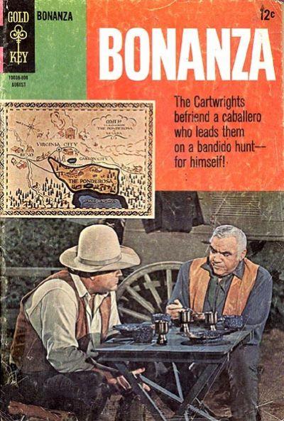 Cover for Bonanza (Western, 1962 series) #29
