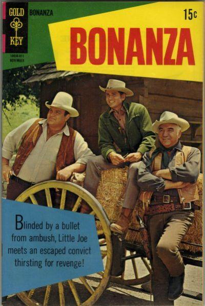 Cover for Bonanza (Western, 1962 series) #30