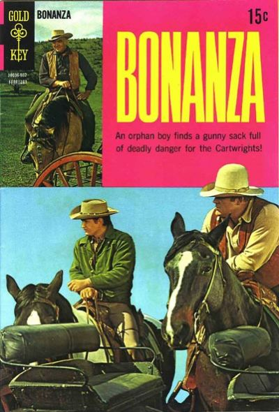 Cover for Bonanza (Western, 1962 series) #31