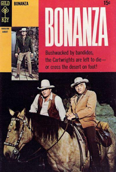 Cover for Bonanza (Western, 1962 series) #33
