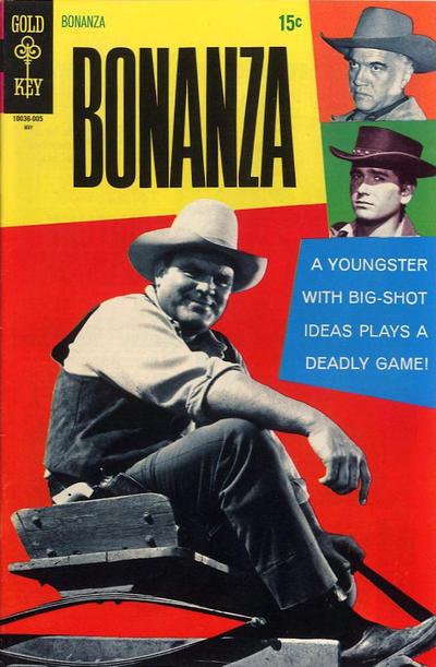 Cover for Bonanza (Western, 1962 series) #36