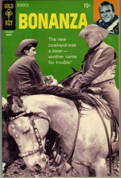 Cover for Bonanza (Western, 1962 series) #37