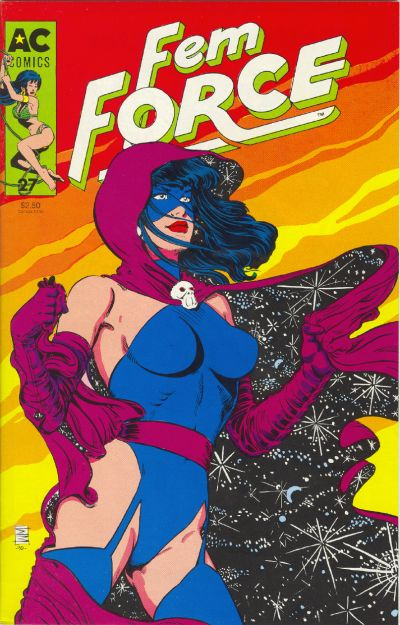 Cover for FemForce (AC, 1985 series) #27