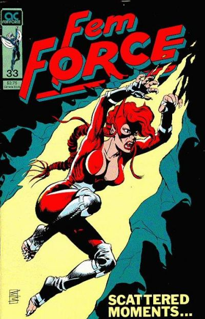 Cover for FemForce (AC, 1985 series) #33