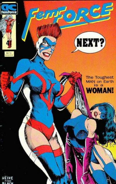 Cover for FemForce (AC, 1985 series) #41