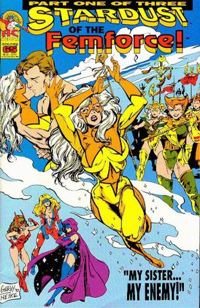 Cover for FemForce (AC, 1985 series) #65