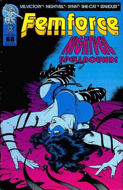 Cover for FemForce (AC, 1985 series) #68
