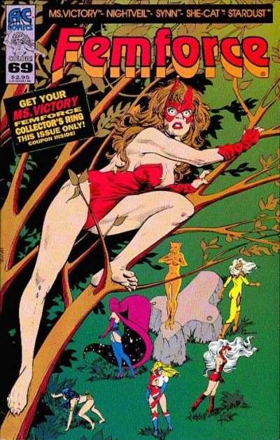 Cover for FemForce (AC, 1985 series) #69
