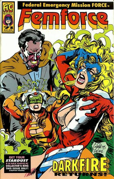 Cover for FemForce (AC, 1985 series) #71