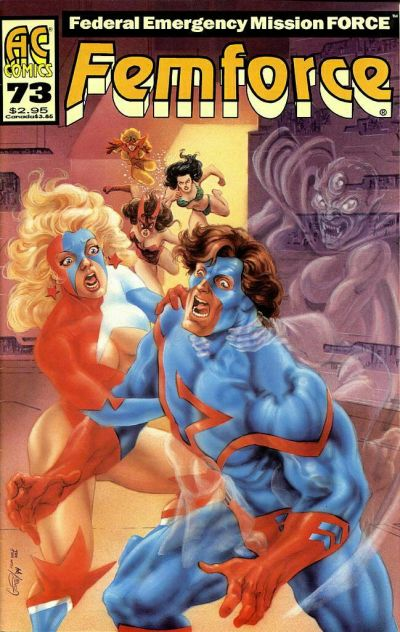 Cover for FemForce (AC, 1985 series) #73