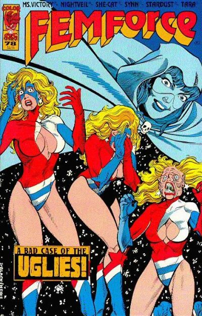 Cover for FemForce (AC, 1985 series) #78
