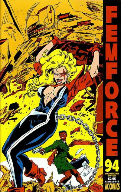 Cover for FemForce (AC, 1985 series) #94