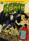 Cover for Eerie (Avon, 1951 series) #7
