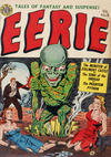 Cover for Eerie (Avon, 1951 series) #8