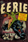 Cover for Eerie (Avon, 1951 series) #10