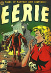 Cover for Eerie (Avon, 1951 series) #13