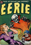 Cover for Eerie (Avon, 1951 series) #17