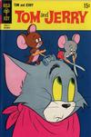 Cover for Tom and Jerry (Western, 1962 series) #242
