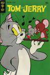 Cover for Tom and Jerry (Western, 1962 series) #251