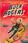Cover for Buck Rogers (Toby, 1951 series) #101 [8]