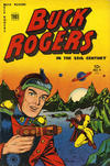 Cover for Buck Rogers (Toby, 1951 series) #9