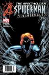Cover for Spectacular Spider-Man (Marvel, 2003 series) #17 [Newsstand]