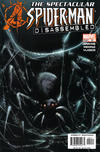 Cover for Spectacular Spider-Man (Marvel, 2003 series) #20