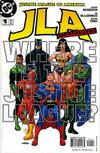 Cover for JLA: Classified (DC, 2005 series) #1 [Heroes Cover]