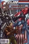 Cover for G.I. Joe vs. The Transformers Comic Book (Devil's Due Publishing, 2004 series) #1