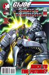 Cover for G.I. Joe vs. The Transformers Comic Book (Devil's Due Publishing, 2004 series) #4