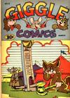 Cover for Giggle Comics (American Comics Group, 1943 series) #6