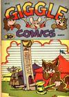 Cover for Giggle Comics (American Comics Group, 1943 series) #6