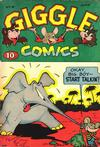 Cover for Giggle Comics (American Comics Group, 1943 series) #9