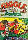 Cover for Giggle Comics (American Comics Group, 1943 series) #10