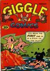Cover for Giggle Comics (American Comics Group, 1943 series) #17
