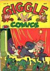Cover for Giggle Comics (American Comics Group, 1943 series) #19