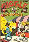 Cover for Giggle Comics (American Comics Group, 1943 series) #22